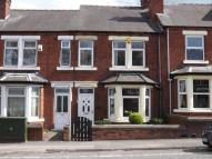 Terraced home in Castleford Road...