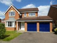 4 bedroom Detached house in Mason Close, Thrapston...