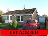 2 bed Bungalow in Derwent Close...