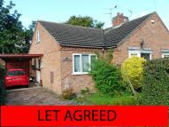 2 bed Bungalow in Main Street, Wilberfoss