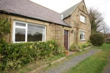 2 bed semi detached property in Hill Top, Lucker...