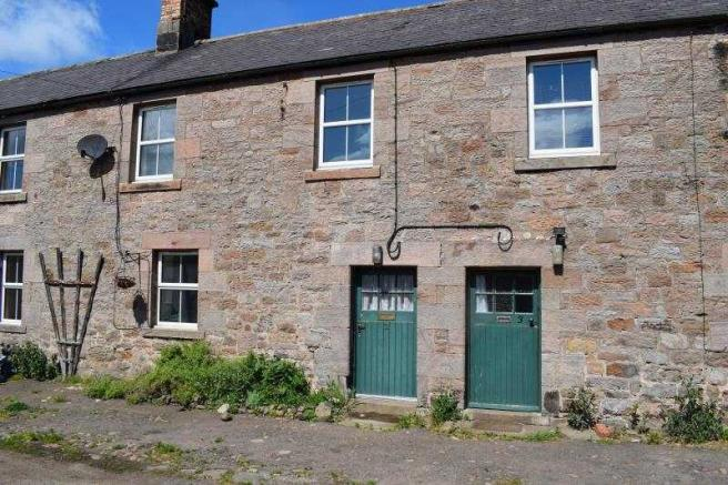 2 Bedroom Cottage To Rent In Haugh Head Farm Cottages
