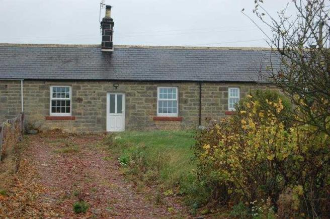2 Bedroom Terraced House To Rent In Howbalk Cottages