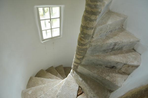 Turret Staircase