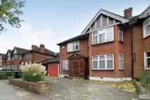 semi detached house in Anson Road, London, NW2
