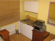 Studio apartment in Lena Gardens, London, W6