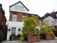 Terraced property in Finchley Road, London