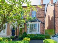 semi detached house in Melville Road, Edgbaston...