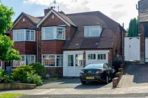 3 bed semi detached home for sale in Pereira Road, Harborne...