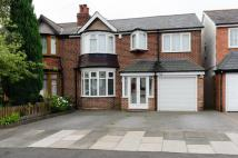 5 bedroom semi detached property for sale in Norman Avenue, Harborne...