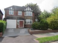 4 bedroom Detached house in Knightlow Road, Harborne...