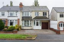 Balden Road semi detached property for sale