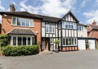 Detached home for sale in Croftdown Road, Harborne...