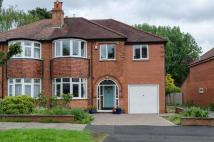 4 bedroom semi detached property for sale in Pereira Road, Harborne...