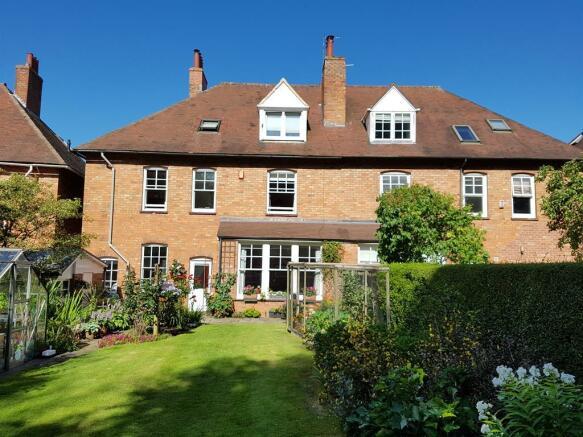 Rear Elevation & Garden