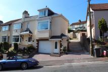2 bedroom semi detached property in The Reeves Road Torquay
