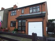 4 bed Detached home for sale in Breach Road, Heanor