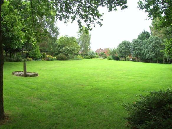 Rear Garden/Paddock