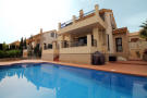 Detached home for sale in La Finca Golf Resort...