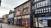 property for sale in Crown Street, Northwich, Cheshire, CW9 5AX