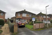 semi detached home in Tadfield Crescent...