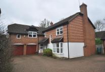 5 bed Detached property in Elyham Purley on Thames...