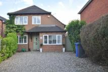 Detached property for sale in Bakers Lane...
