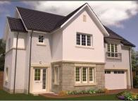 5 bedroom new home in Drover Round, Larbert...