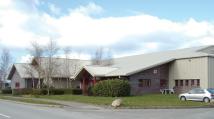 property to rent in 13 Glanyrafon Industrial Estate, Aberystwyth, SY23 3JQ