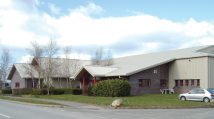 property to rent in 46 Glanyrafon Industrial Estate, Aberystwyth, SY23 3JQ