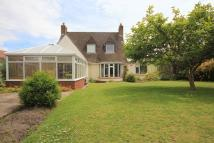 Detached house in Barnston Road, Heswall...