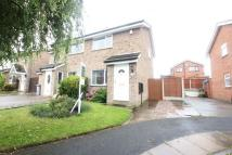 semi detached property in Copse Grove, Irby, Wirral