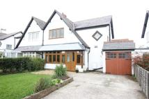semi detached property for sale in Storeton Lane, Barnston...