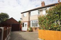 3 bedroom semi detached home for sale in Kirkway, Upton, Wirral