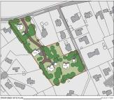 Land in Oldfield Drive, Heswall...