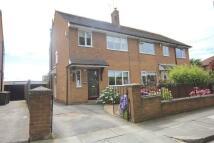 semi detached home in Salacre Crescent, Upton...