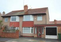 semi detached property in Devonshire Road, Upton...