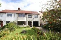 4 bed semi detached property in Private Drive, Barnston...