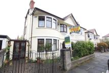 semi detached property in Auburn Road, Wallasey...