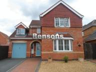 Detached home in Holt Coppice, Bratton...