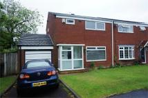 semi detached house in Hall Meadow...