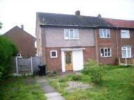 semi detached home in Erskin Road, Manchester