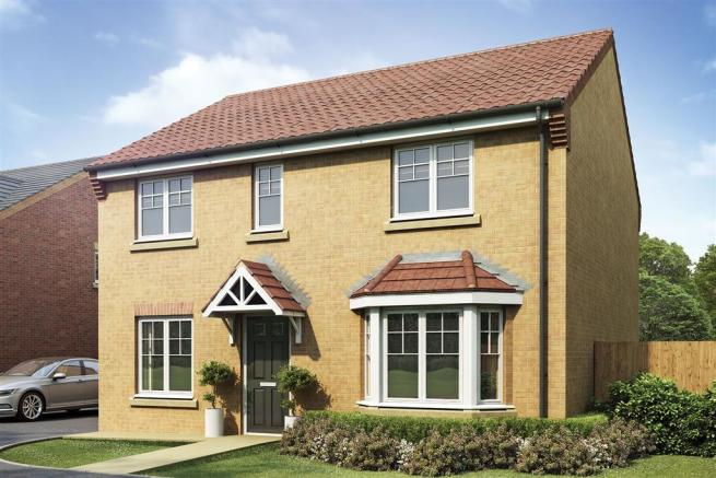 Rose Cottage Farm Phase 3 New Homes Development By Taylor