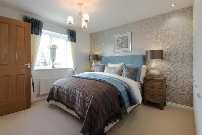 Image from Shelford showhome at Rose Cottage Farm