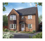 5 bedroom new home in Sandy Lane Chester...