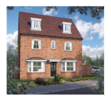 4 bed new property for sale in Sandy Lane Chester...