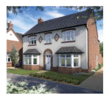 5 bed new home in Sandy Lane Chester...