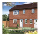 3 bed new home for sale in Sandy Lane Chester...