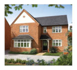 5 bedroom new house in Sandy Lane Chester...