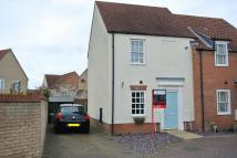 semi detached house to rent in Tennyson Place Ely